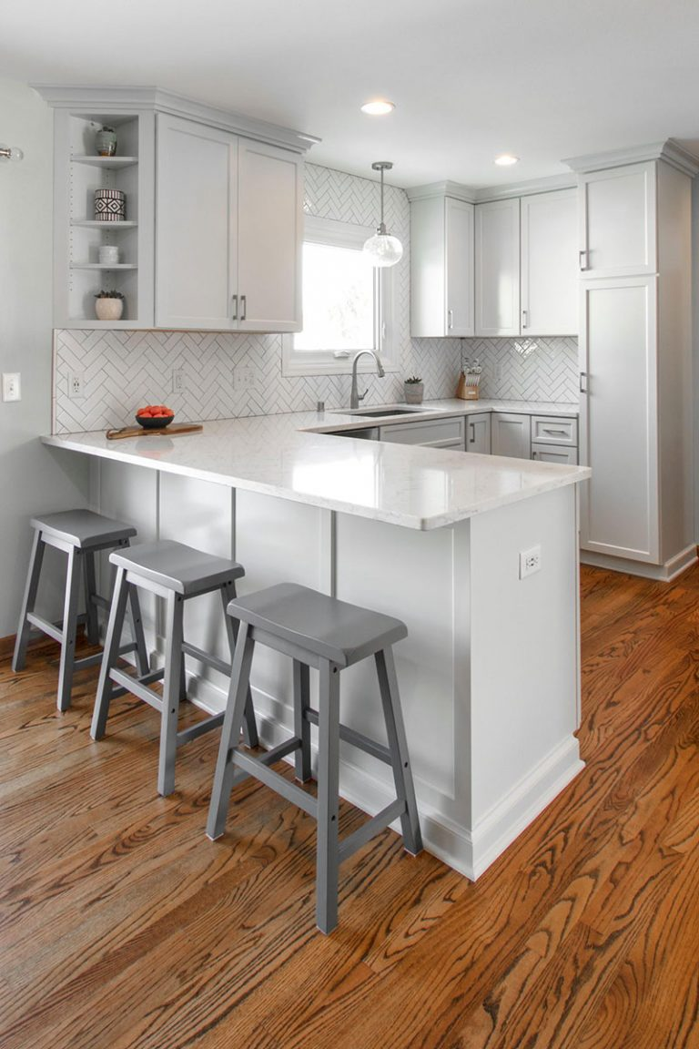 Custom and semi-custom kitchen cabinetry